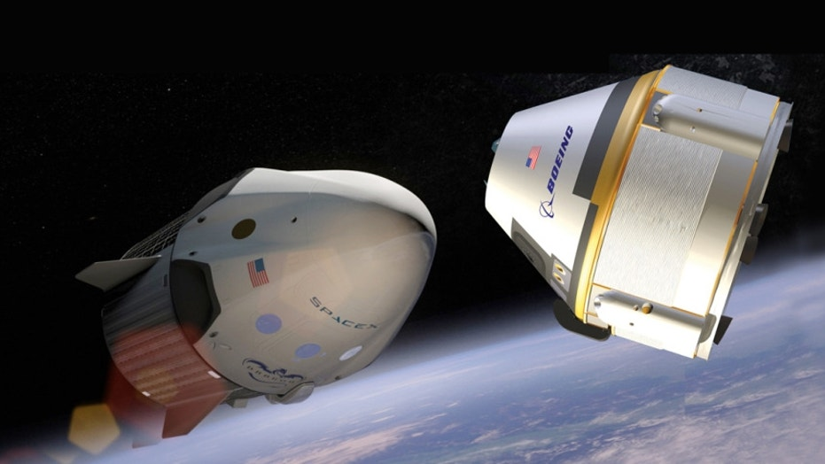 NASA, SpaceX and Boeing expect test flights of their Crew Dragon and CST-100 Starliner vehicles to take place next year after extensive delays.