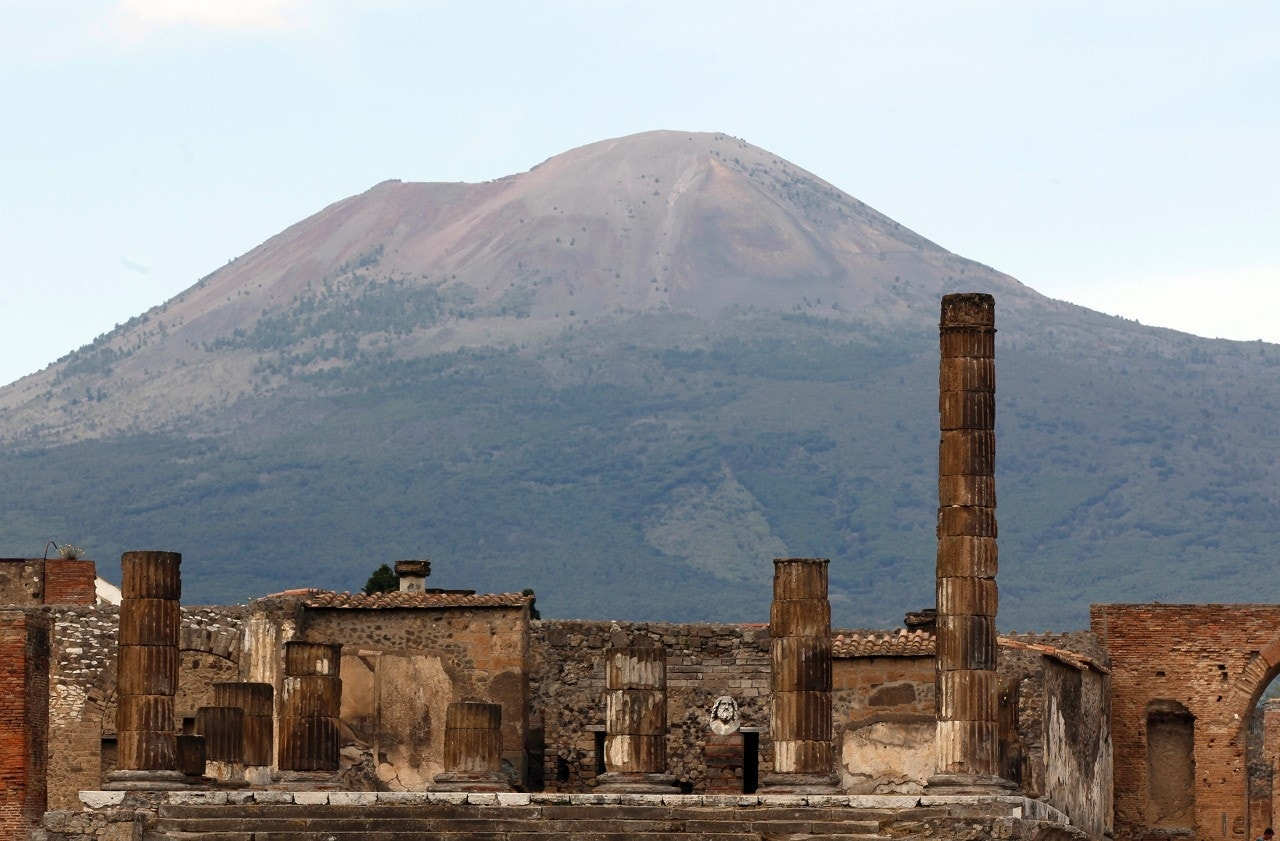 New Vesuvius bodies discovered: Victims include pregnant women and fetuses