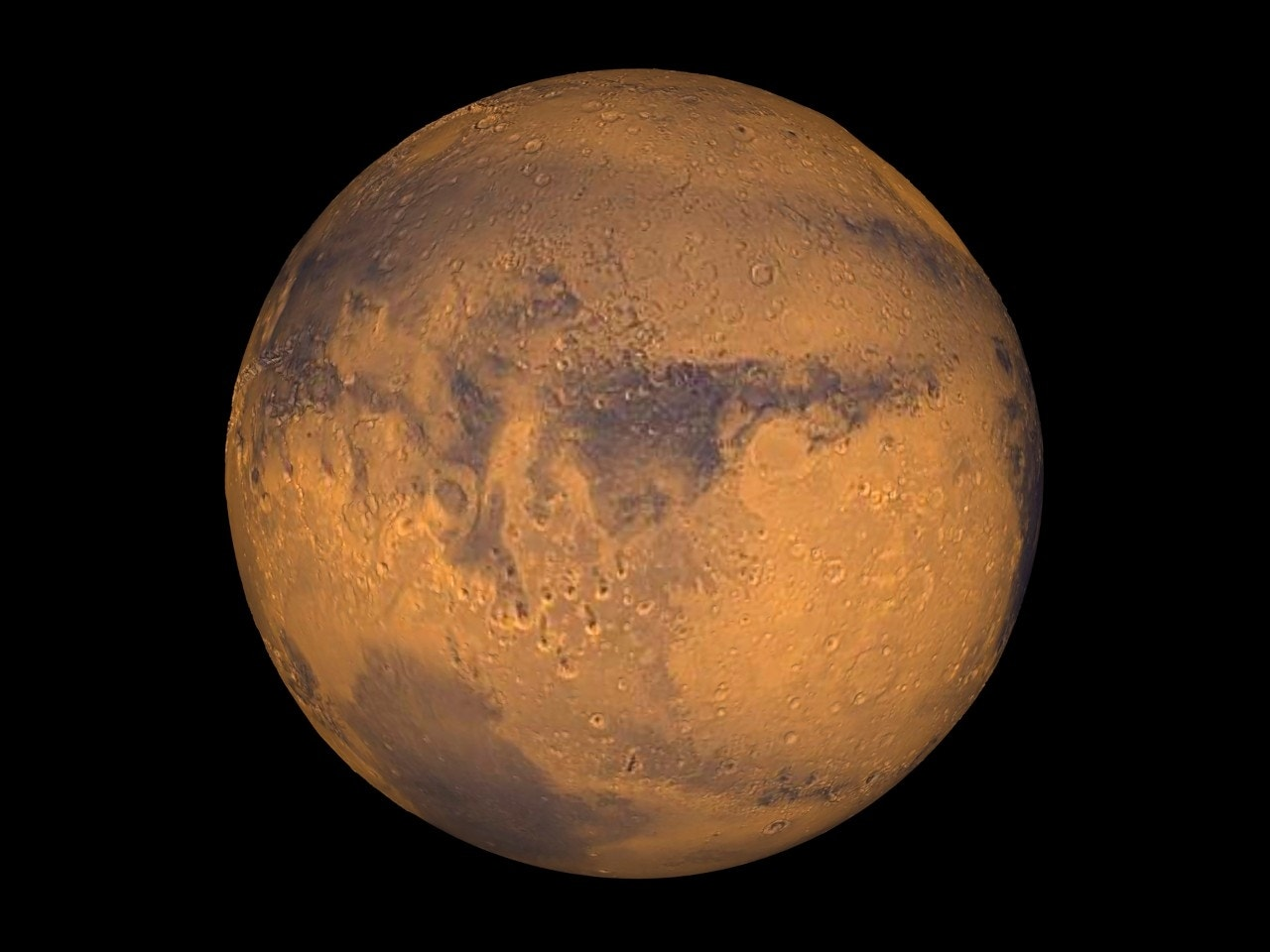 Life existed on Mars, shocking discovery suggests
