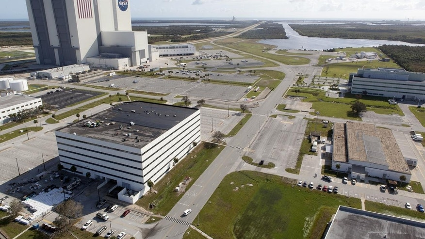 Kennedy Space Center remains closed after hurricane