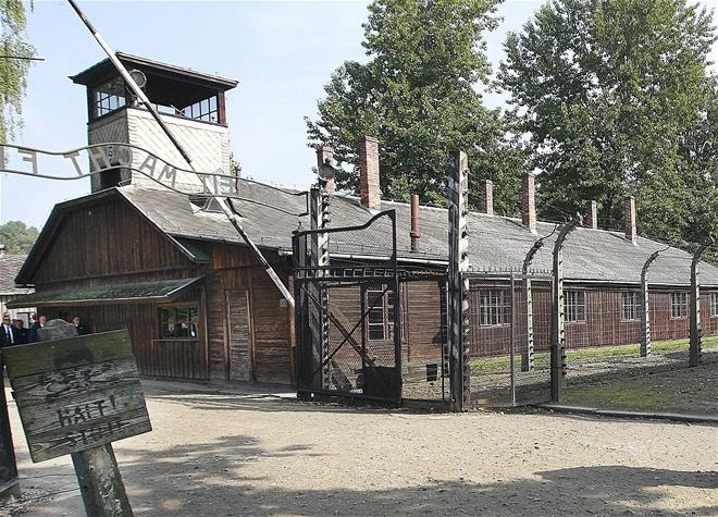 Buried letter at Auschwitz finally unearthed details horrors seen