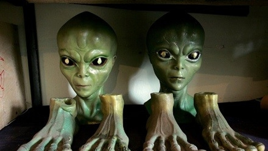 An Arizona man was selling their ranch in Buckeye, Ariz., due to a number of strange alien encounters him and his wife have experienced.