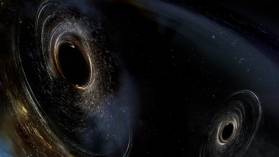 an analysis of the black hole in astronomy We have discovered a supermassive black hole in the center of fornax   having analyzed the observed spectra, the authors derived the.