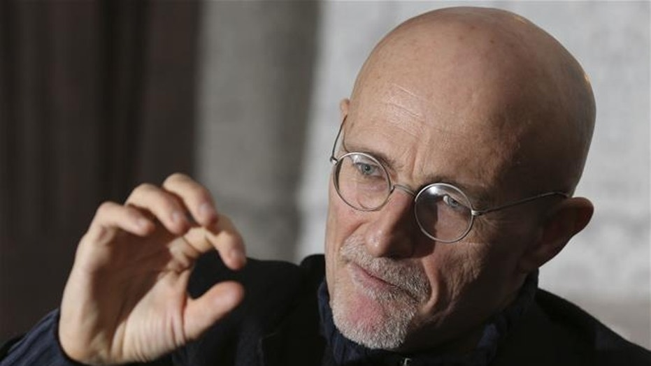 Sergio Canavero speaks to the media during a press conference on Friday.