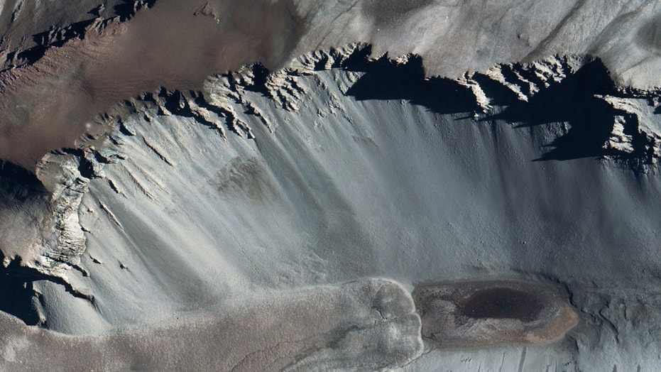 Understanding the hydrology of one of the planet's saltiest bodies of water, Don Juan Pond in Antarctica, could help scientists figure out mysteries about environments on Mars.