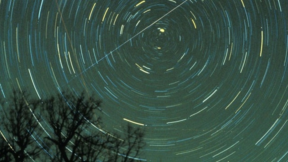 Geminid meteor shower arrives overnight