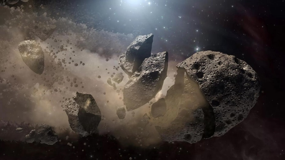 2002 AJ129 is expected to be the largest and fastest space object to fly beyond Earth in 2018.