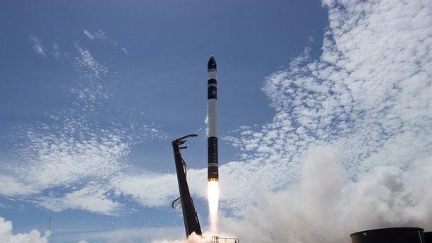 Rocket Lab has been criticised for putting a 'disco ball' into orbit