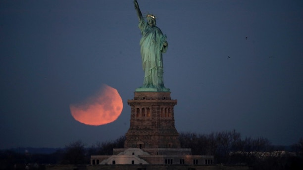 blood moon today new york - photo #12