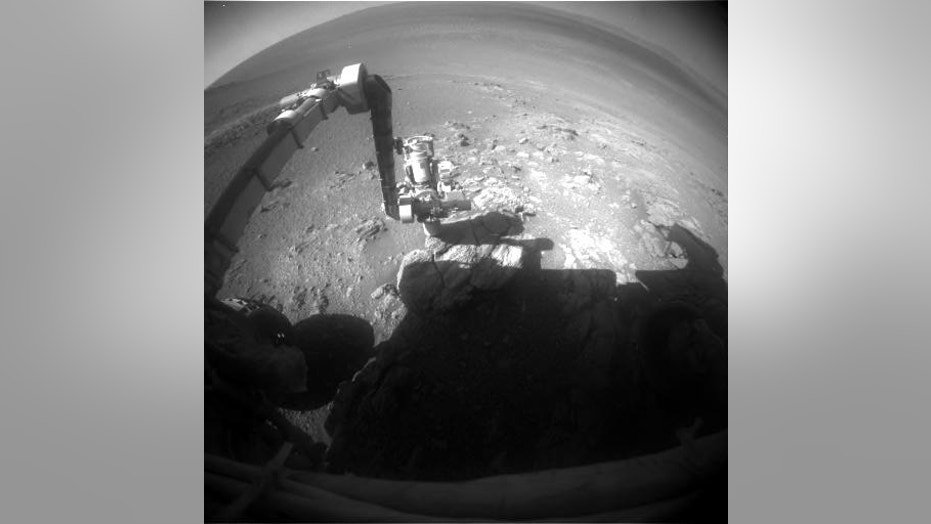mars rover fox news - photo #20