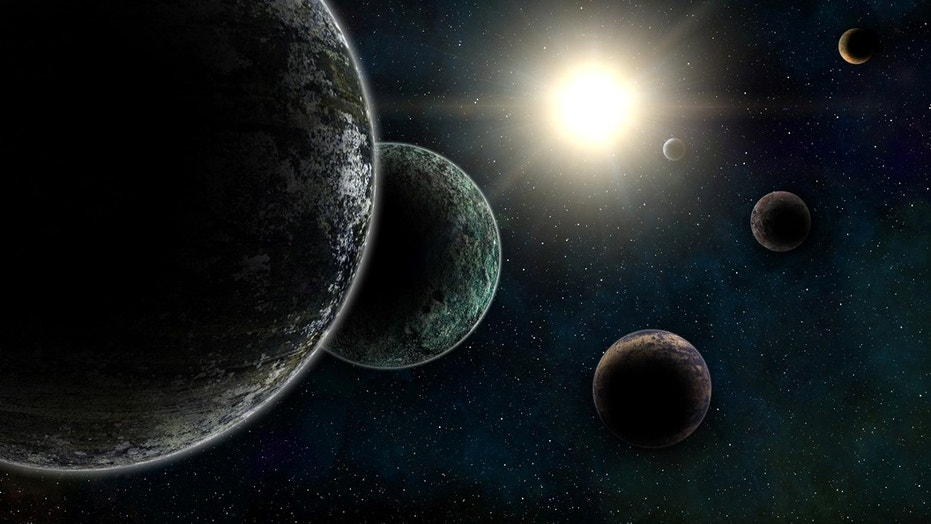 Scientists find nearly 100 new 'exoplanets'