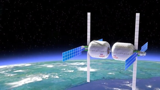 Future of space travel: Bigelow shows off bold plan that's ...