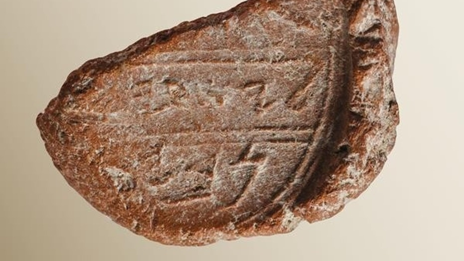 Archaeologists may have found the Prophet Isaiah's 'signature' (foxnews.com)