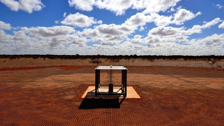 The EDGES ground-based radio spectrometer, located in Western Australia, may have shined some light on dark matter in its hunt for the first stars.