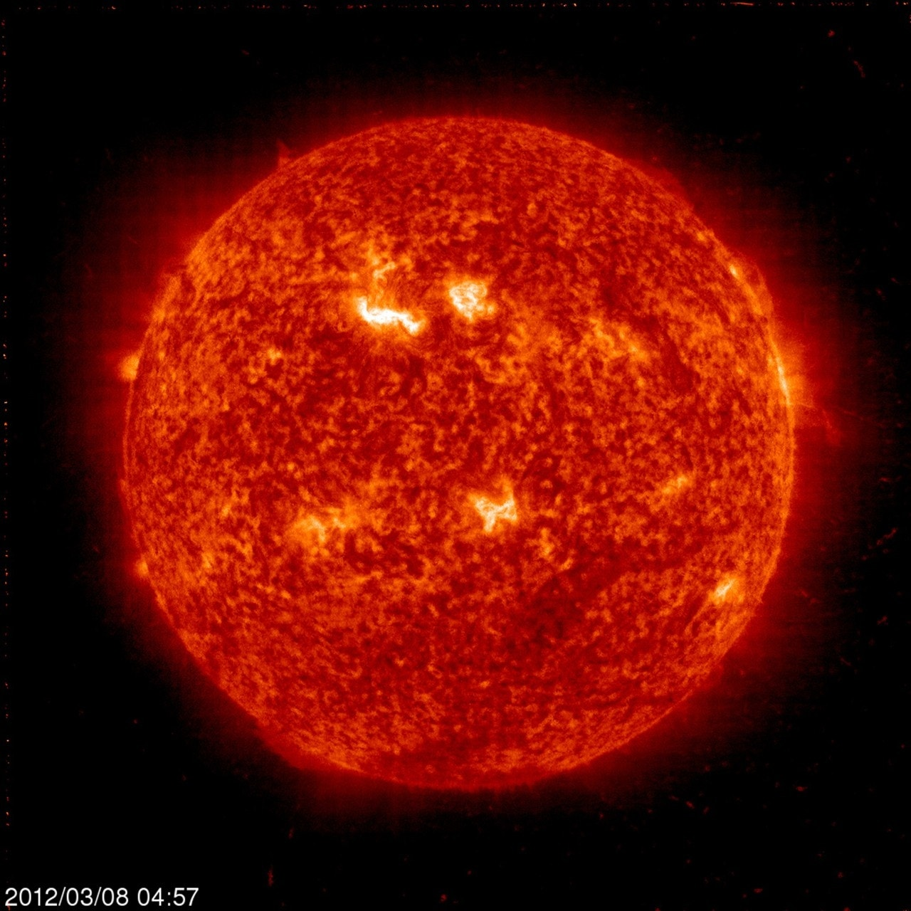 solar storm this week - photo #11