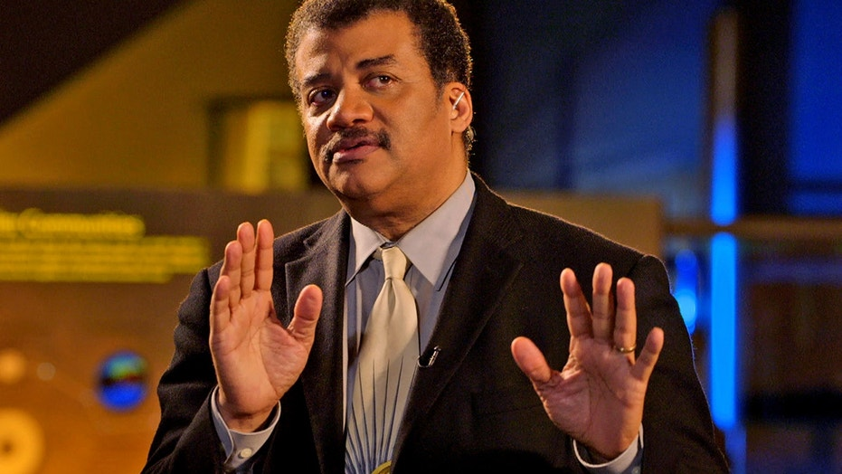 Astrophysicist Neil deGrasse Tyson wants everyone to know that the world is round.
