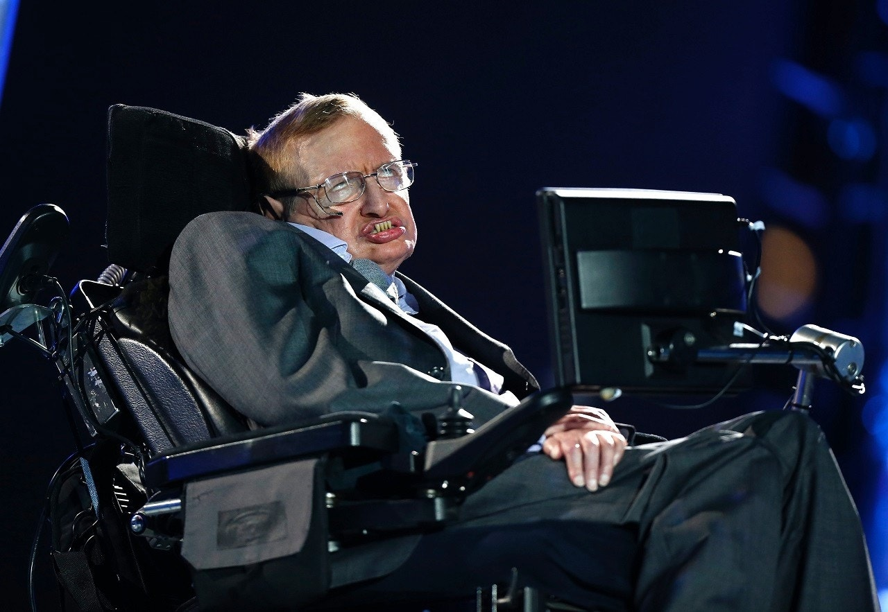 'WE LOST A GREAT ONE TODAY': World reacts to Stephen Hawking's death on social media