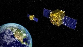The United States' Geosynchronous Space Situational Awareness Program satellites reside in near-geosynchronous orbit. From that location, they have a clear, unobstructed and distinct vantage point for viewing resident space objects without the