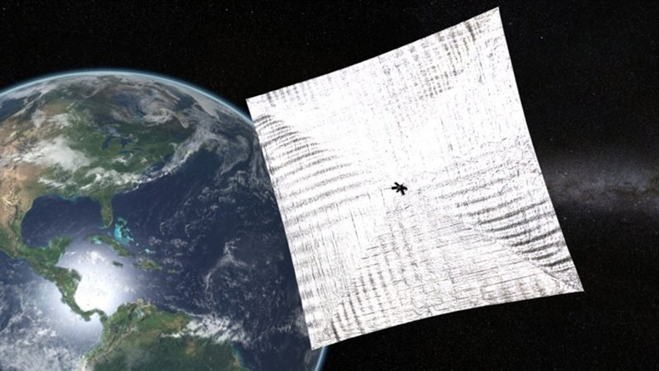 LightSail 2, set to launch no earlier than June 13, 2018, will be visible to observers on the ground as it orbits Earth for a month or more.