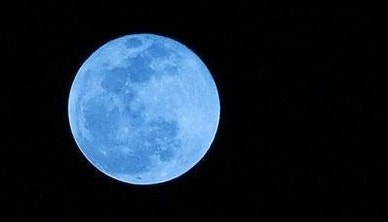 Blue moon to light up sky ahead of Easter