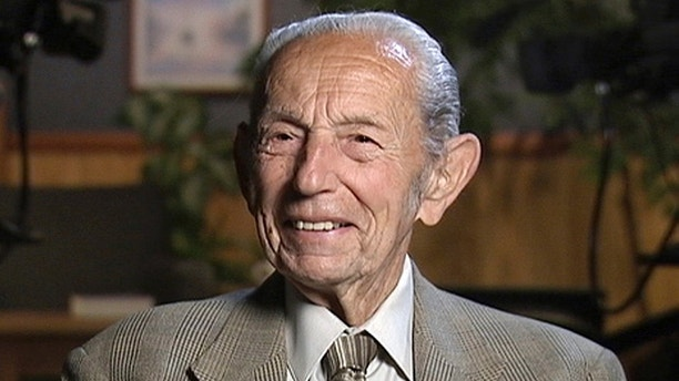 Harold Camping, 89, the California evangelical broadcaster who predicts that Judgment Day will come on May 21, 2011, is seen in this still image from video during an interview at Family Stations Inc. offices in Oakland, California May 16, 2011. The U.S. evangelical Christian broadcaster predicting that Judgment Day will come on Saturday says he expects to stay close to a TV or radio to monitor the unfolding apocalypse. The head of the Christian radio network Family Stations Inc says that he is sure an earthquake will shake the Earth on May 21, sweeping true believers to heaven and leaving others behind to be engulfed in the world's destruction over a few months.      REUTERS/Reuters Television  (UNITED STATES - Tags: RELIGION SOCIETY) - GM1E75L089E01