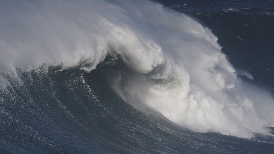 A mammoth wave measuring 78 feet was recorded on Tuesday in the remote Antarctic or Southern Ocean near New Zealand's Campbell Island.