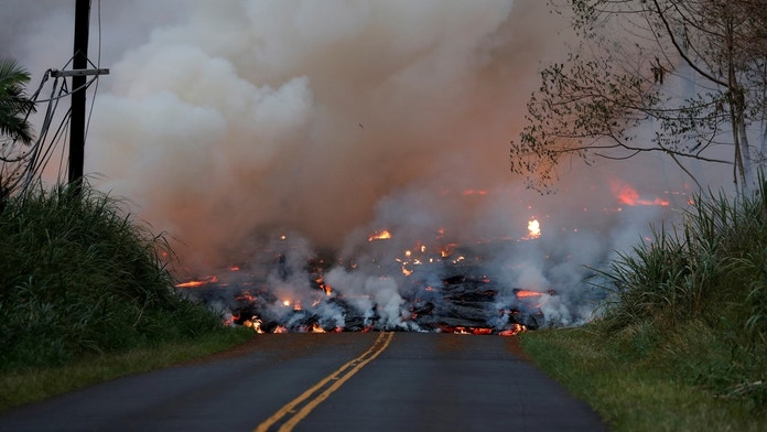Hawaii Volcano Not Safe To Roast Marshmallows Over USGS Says
