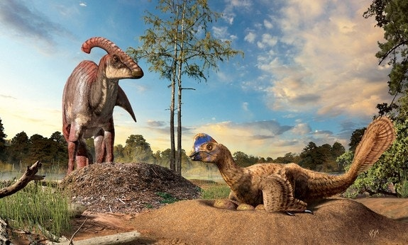 The age of dinosaurs was like a real life 'Game of Thrones'