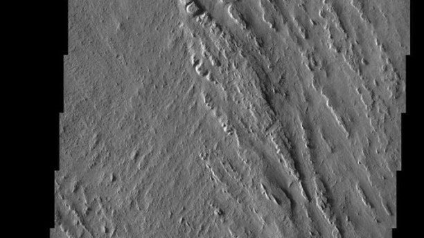 Mysterious Martian formation may be the Solar System's largest volcanic deposit