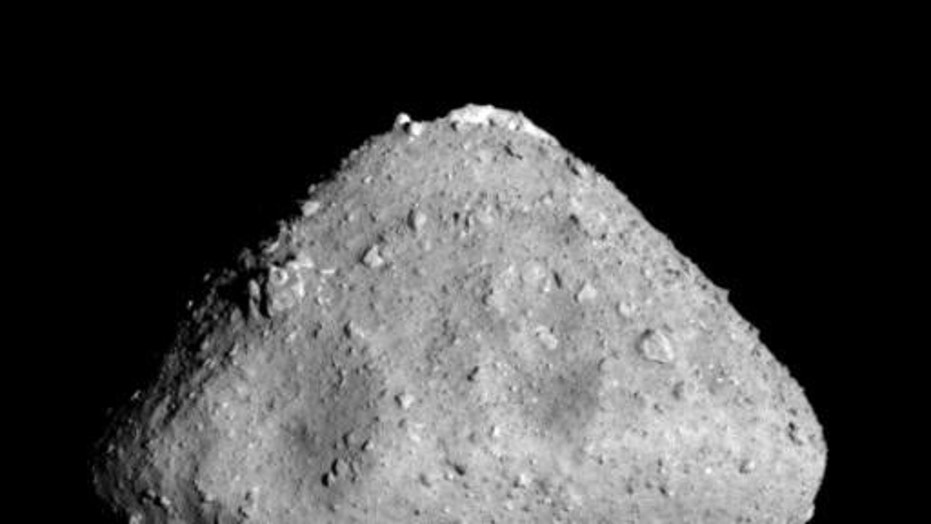 Japan probe arrives at asteroid in search of origin of life