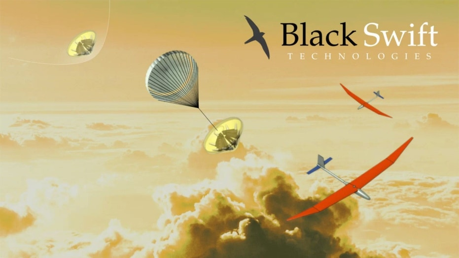 NASA has awarded Colorado company Black Swift Technologies a contract to develop a vehicle for potential use in the skies of Venus. Credit: Black Swift Technologies