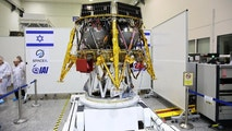 Israel will launch its first spacecraft to the moon.