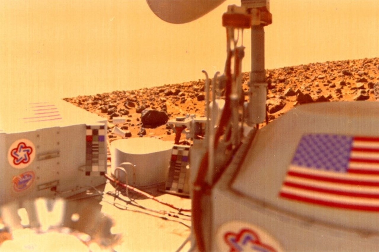 NASA may have discovered and then destroyed organics on Mars in 1976