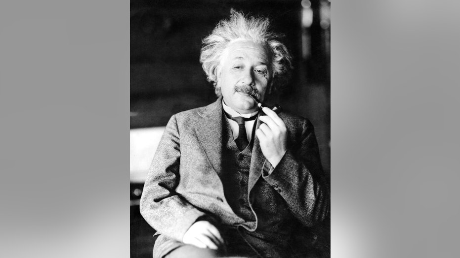 FILE - This undated file photo shows legendary physicist Dr. Albert Einstein, author of the theory of Relativity.  (AP Photo/File)  (Copyright 2017 The Associated Press. All rights reserved.)