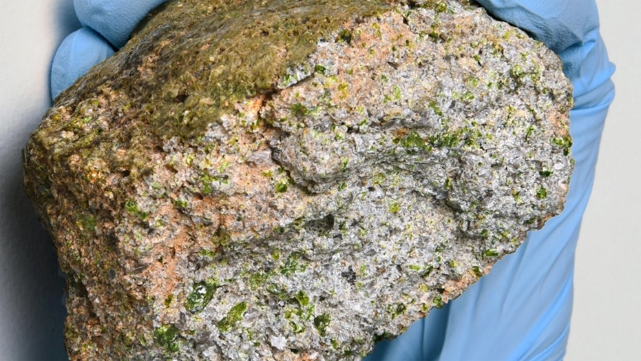 Strange Meteorite is Unlike any Other Found Before