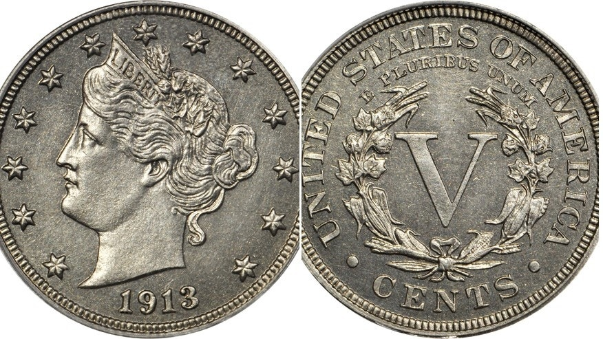 $5 million for a nickel? Extremely rare Liberty Head nickel set for auction