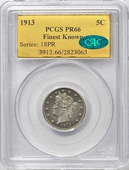 Rare nickel up for auction in Philadelphia bought for $4.56 million