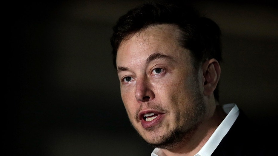 "Elon Musk thinks we're all probably trapped in a ""Matrix""-like pseudo existence."