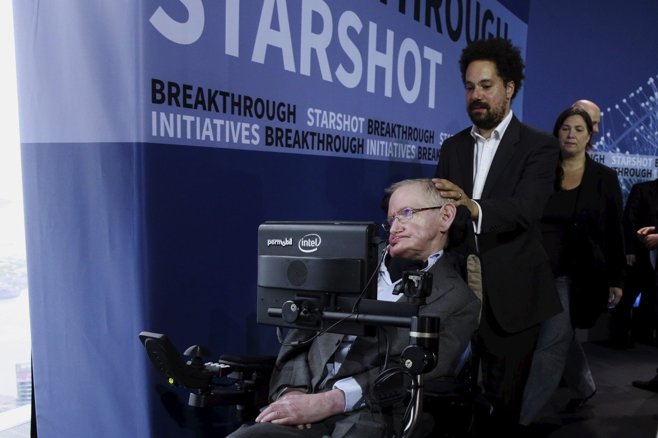 Stephen Hawking's 'ghosts' may have been found