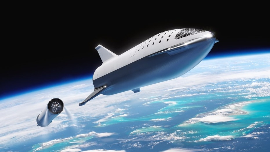 Spacex will fly a japanese billionaire and artists too for Flying spaces