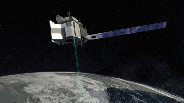 nasa icesat two