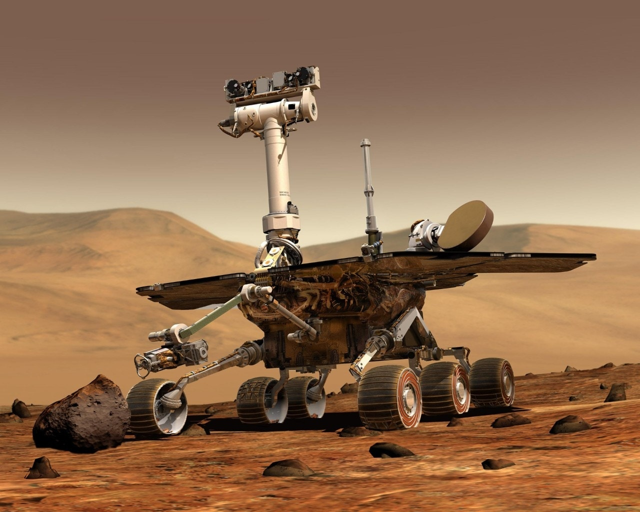 mars rover fox news - photo #26
