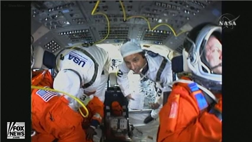 Ready for Takeoff: Astronauts Prepare for a Mission | Fox News