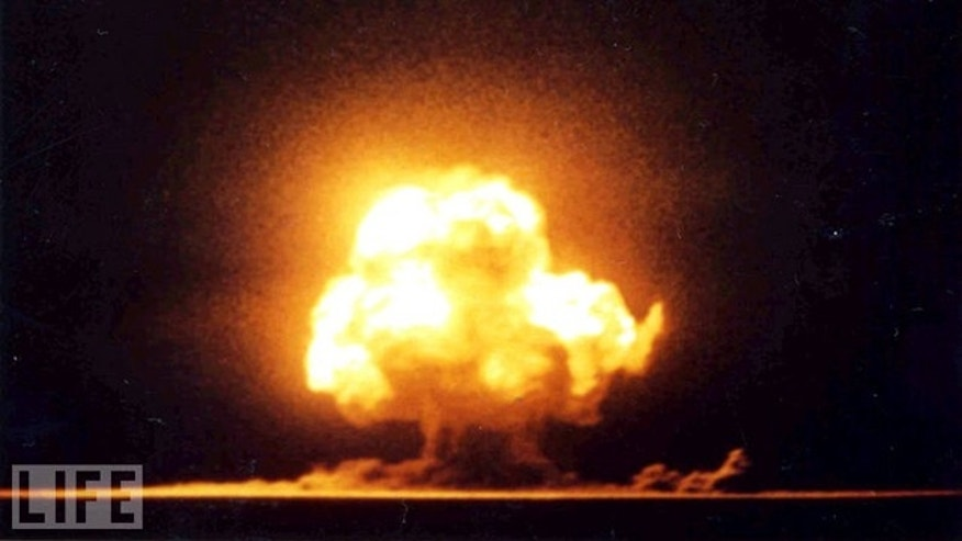 Terrible Beauty: Remembering the Manhattan Project