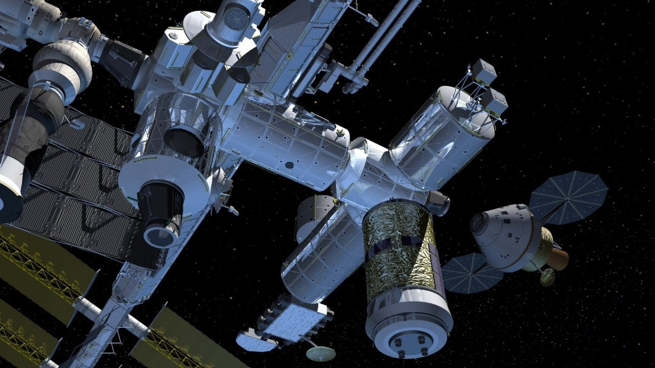 Inside the Orion Spacecraft   Fox News