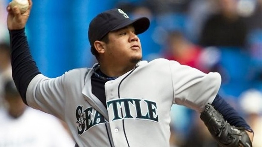 Seattle ace Felix Hernandez won the AL Cy Young Award despite a 13-12 record.