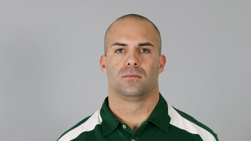 Assostant coach Sal Alosi of the New York Jets is seen in a 2009 photo.