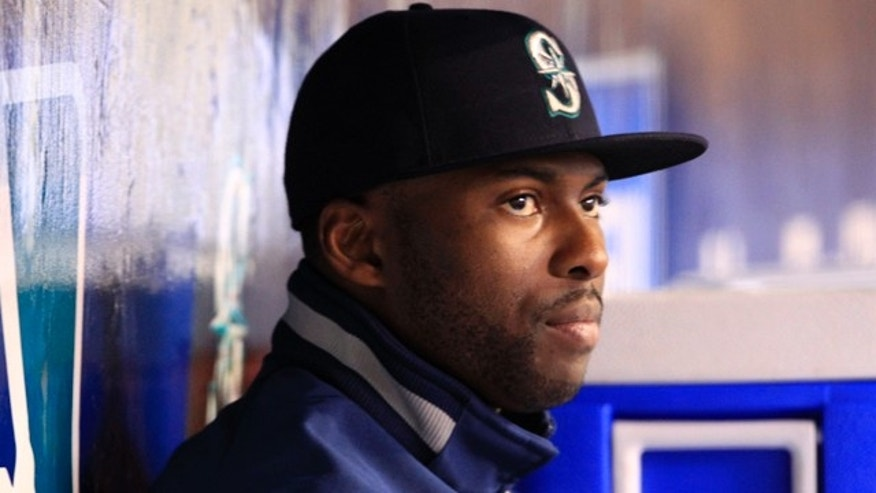A May 5, 2010, file photo shows Seattle Mariners outfielder Milton Bradley.