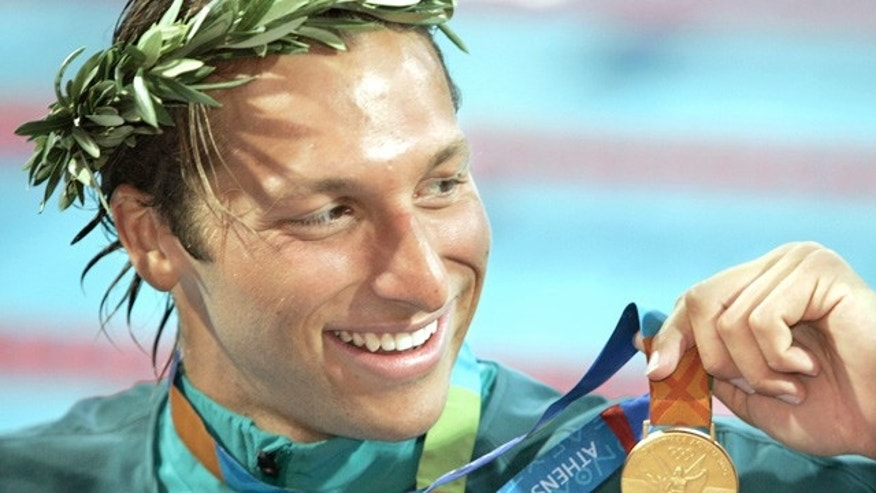 Five-time Olympic gold medalist Ian Thorpe says he will end more than four years of retirement with the goal of swimming at next year's London Games.