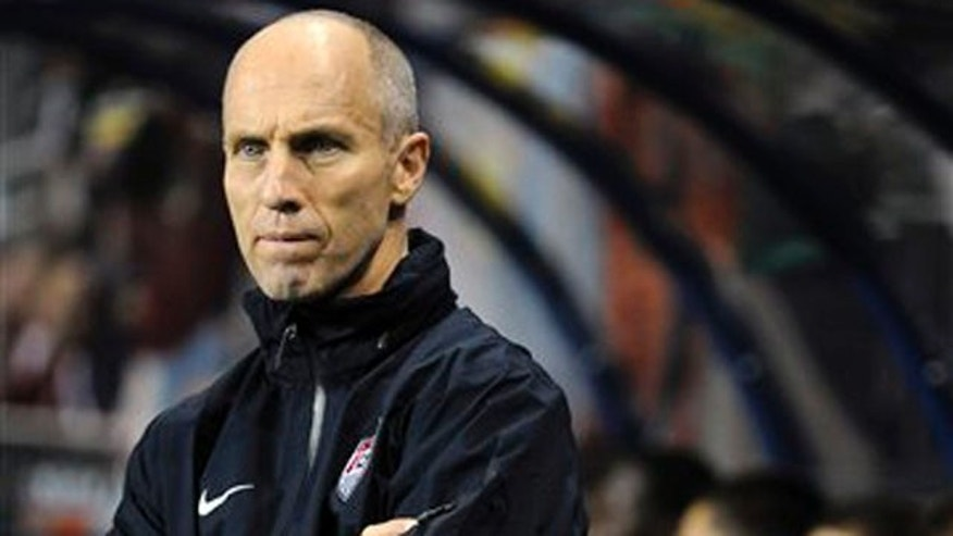 Oct 12:  United States coach Bob Bradley has been fired as head coach of the U.S. men's national team after five years.